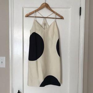 J Crew Dot Dress- Size 0